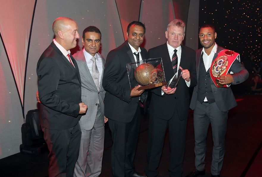 Proud to be at Sheffield United's special evening